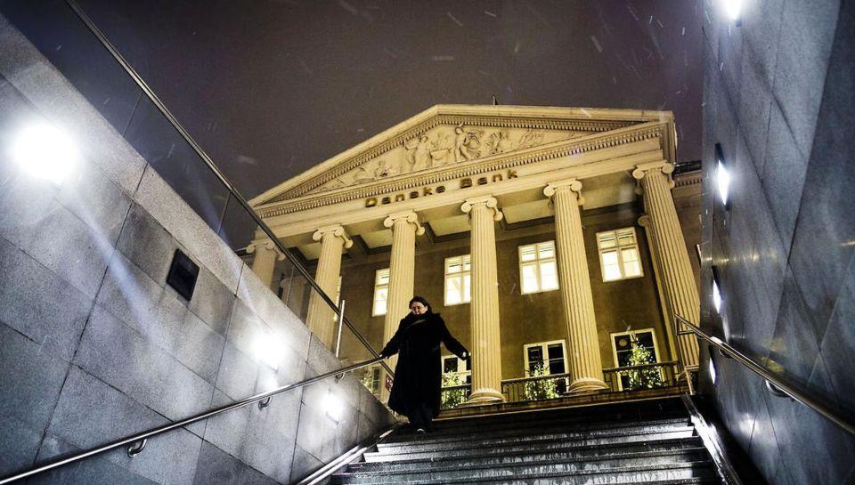 Finanstilsynet hamrer Danske Banks Ledelse Ned