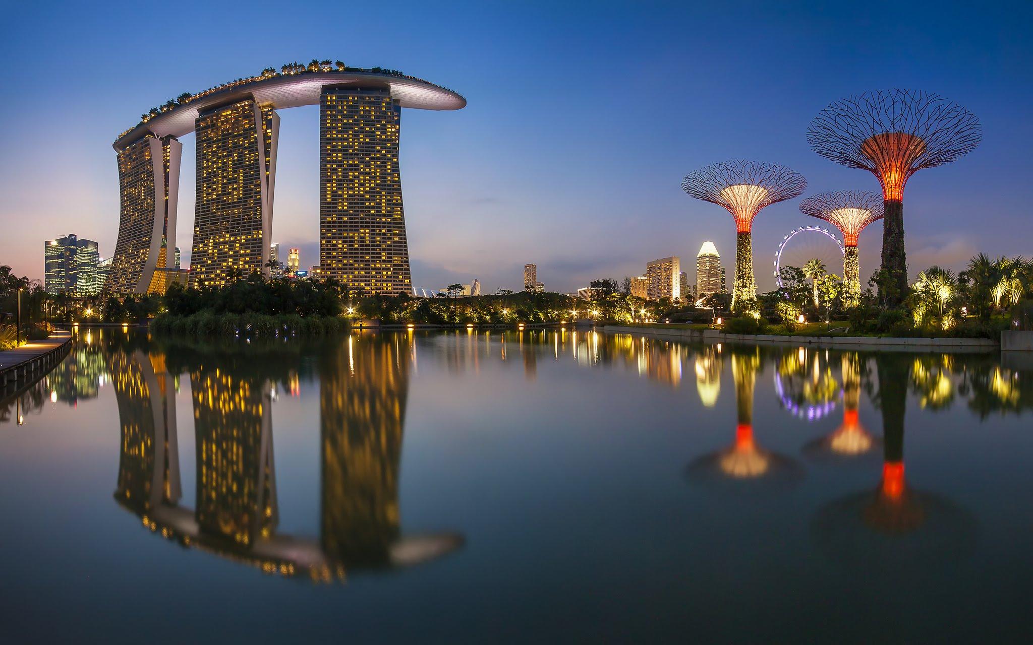 SINGAPORE: 0% I SKAT